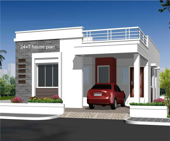Home design 750 sq ft for Indian house plans for 750 sq ft