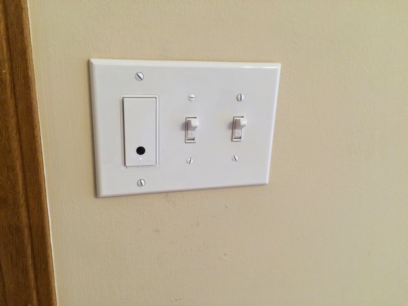 Handy In KS Belkin WeMo Light Switch And Insight Switch Review