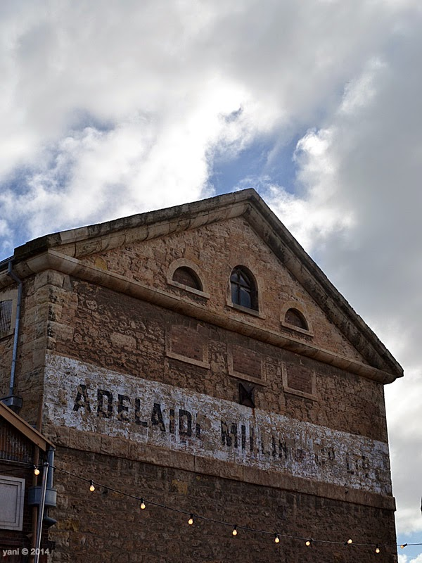 port adelaide mill
