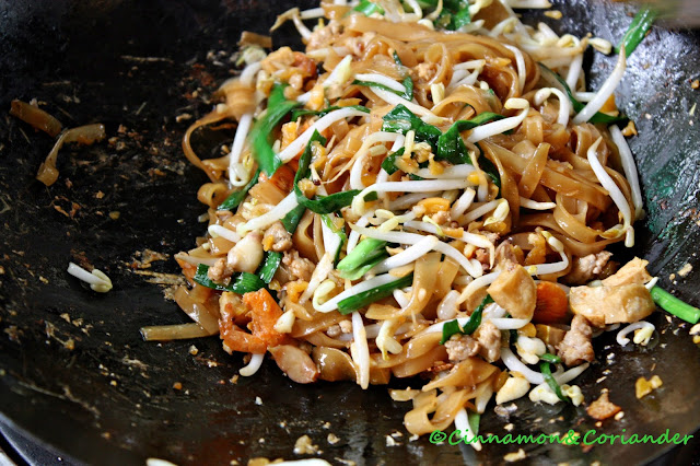Authentisches Pad Thai Rezept