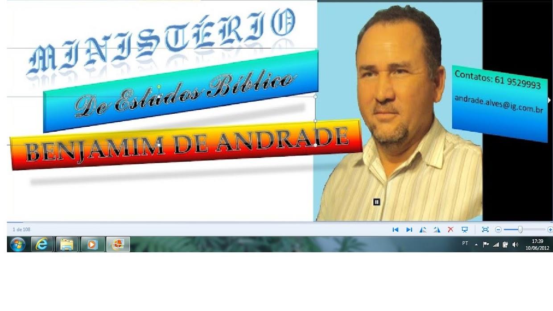 BENJAMIM DE ANDRADE