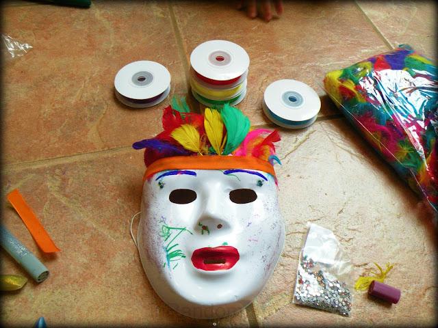 marker mask