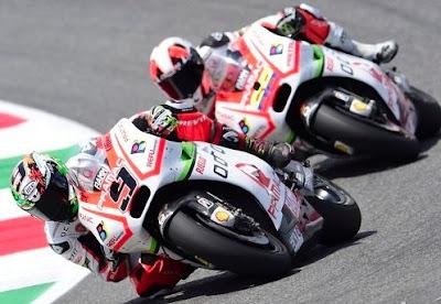Tim Lapis Kedua Ducati Mulai Unjuk Kekompakan