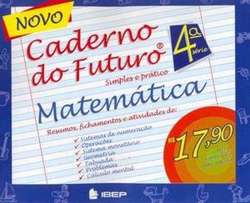 CADERNO DO FUTURO   MATEM  TICA 5   ANO