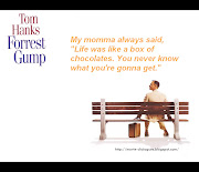 Forrest Gump is one of my all time favorite movie.