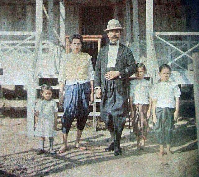 Cambodge d'antan