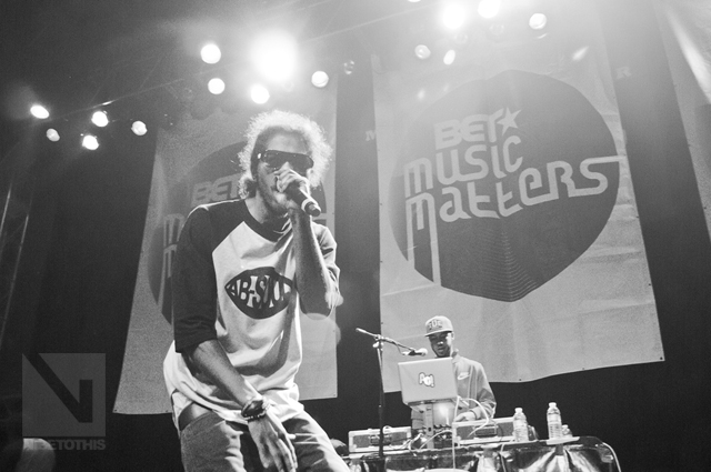 ab 2 Kendrick Lamar x Ab Soul x Jay Rock x Stalley / BET Music Matters Tour Live @ Rams Head, Baltimore, MD