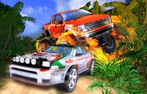 لعبة سباق سيارات الطريق الوعر Offroad Racers