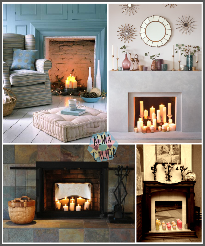 Interiorismo caleidosc pico rincones 07 c mo decorar el - Decoracion salon con chimenea ...