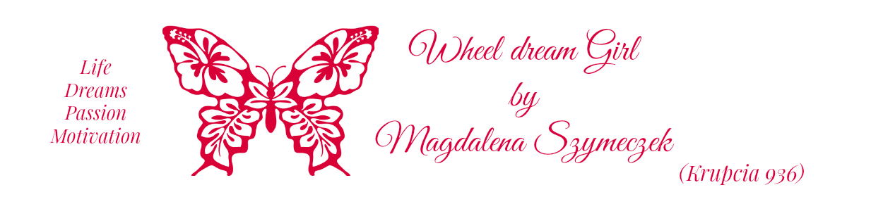 Wheel dream Girl