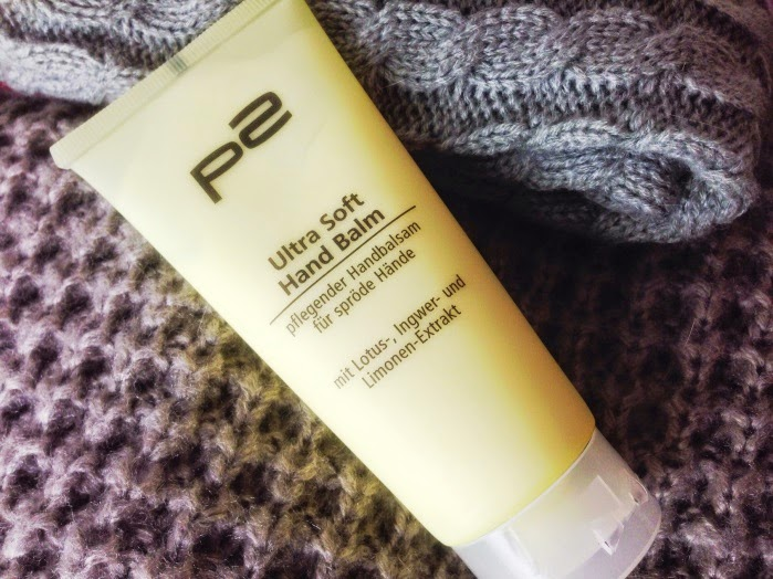 Winter Favoriten 2015 P2 Hand Balm, Stulpen und Strickpullover