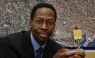 Dr. Sandile Malinga was born in Soweto South Africa, is currently the South African National Space Agency CEO.