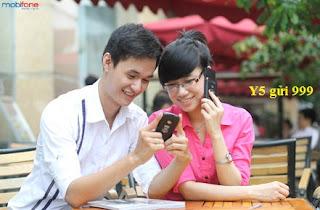 Đăng ký gói Y5 Mobifone