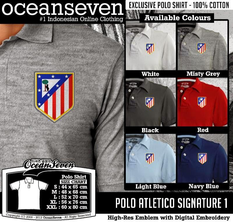 Kaos Polo Atletico Signature 1