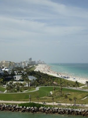 photo of Miami's South Beach