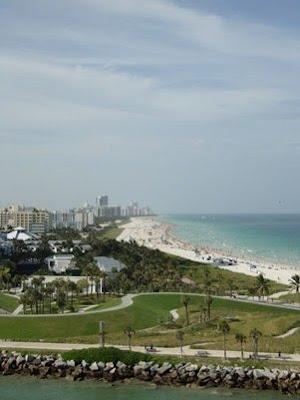 photo of Miami's South Beach