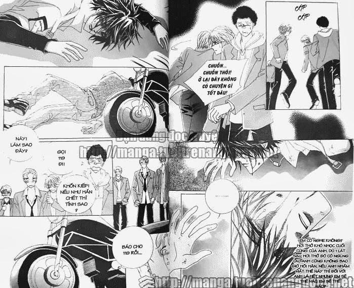 Bốn Chàng Hào Hoa Chapter 11 - Trang 44