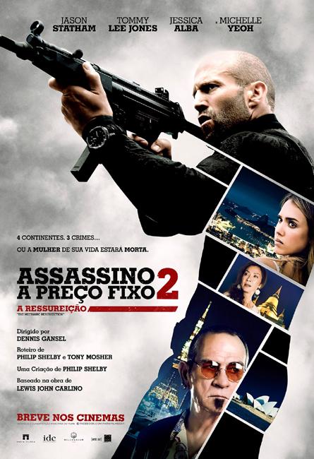 Filme Poster Assassino à Preço Fixo 2