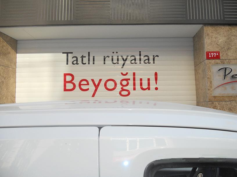 Penti Çorapları Taksim İstanbul