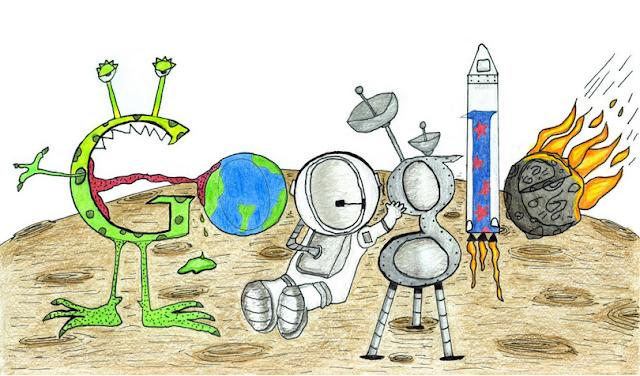 Doodle ganador de Doodle 4 Google