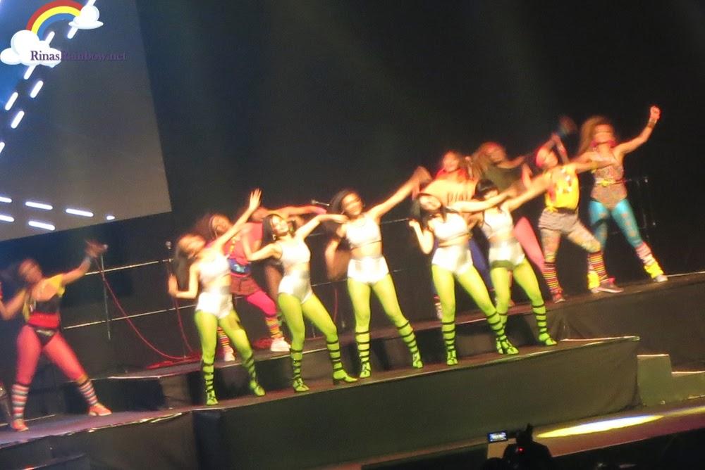 Sex Bomb Dancers