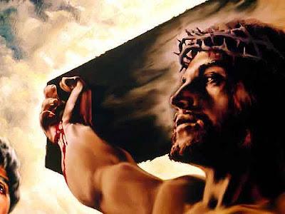 Fotos de Jesus Crucificado na Cruz