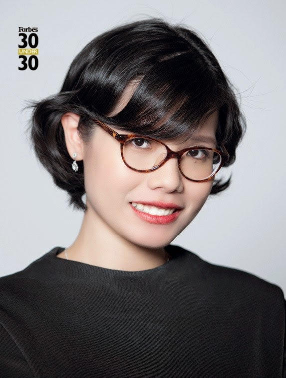 Denise Thi, Thi Anh Đào, Forbes 30under30, Emerald Consulting, Emerald Digital Marketing