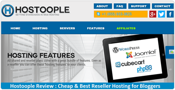 Hostoople Hosting Review