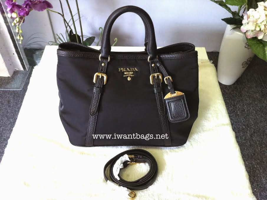 ... bag large br4997 42164 b094f  switzerland prada tessuto nylon tote  bn1841 black de02e bf8a5 b0afbb552dc3c
