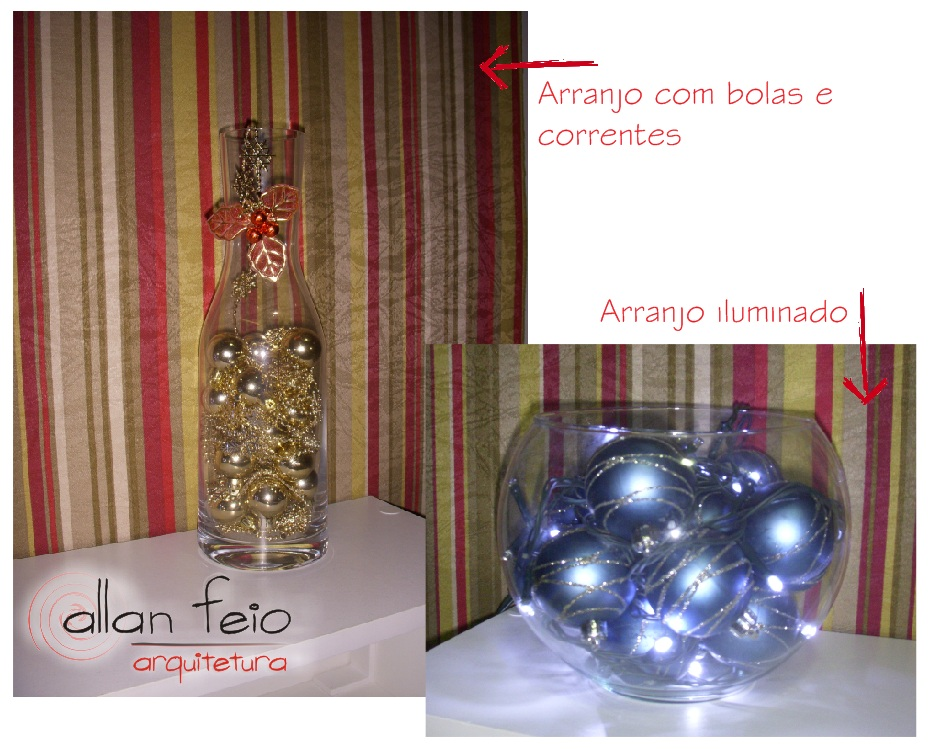 decoracao festa natalina : decoracao festa natalina:SoftSkin : Decoração natalina sustentável