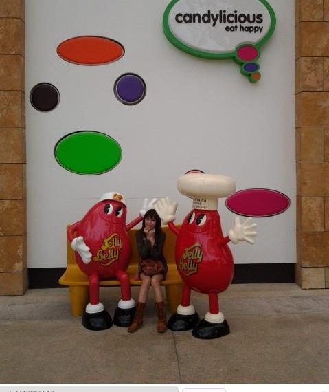 Gallery Foto Cherrybelle di Singapura 2012