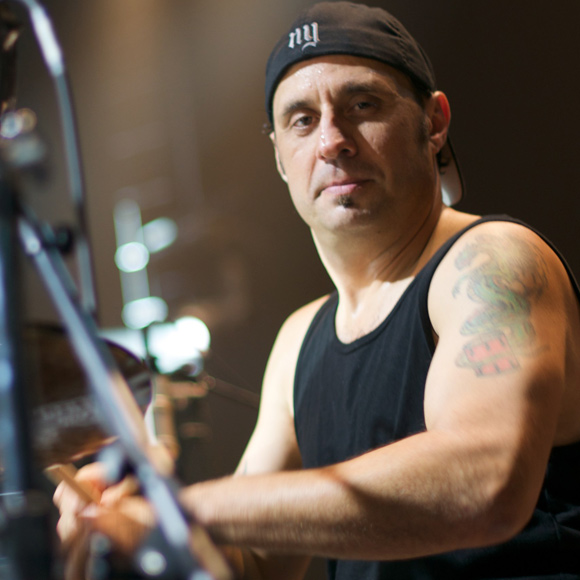 Dave Lombardo Net Worth