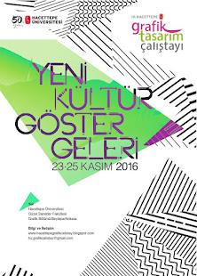 IV. Hacettepe Grafik Tasarım Çalıştayı 2016