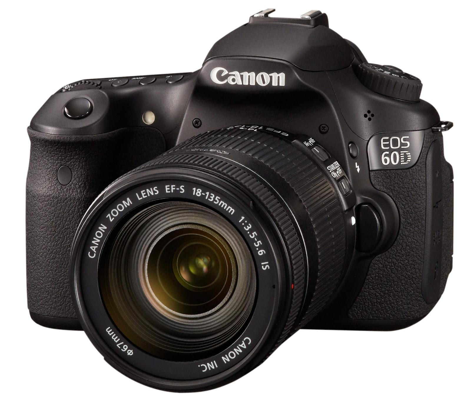 spesifikasi canon 60D terbaru