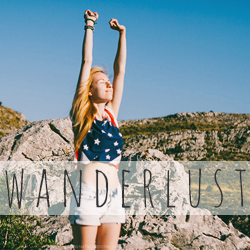 wanderlust: travel lover