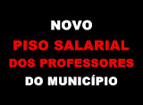 NOVO PISO SALARIAL