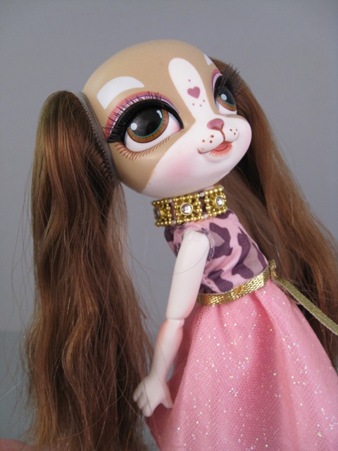 Pinkie Cooper doll