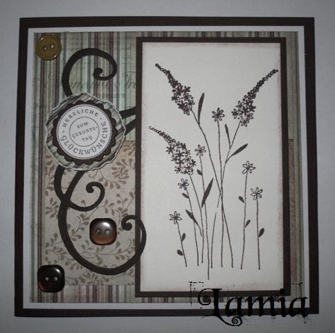 lamias bastelwahn geburtstagskarte f r den chef. Black Bedroom Furniture Sets. Home Design Ideas