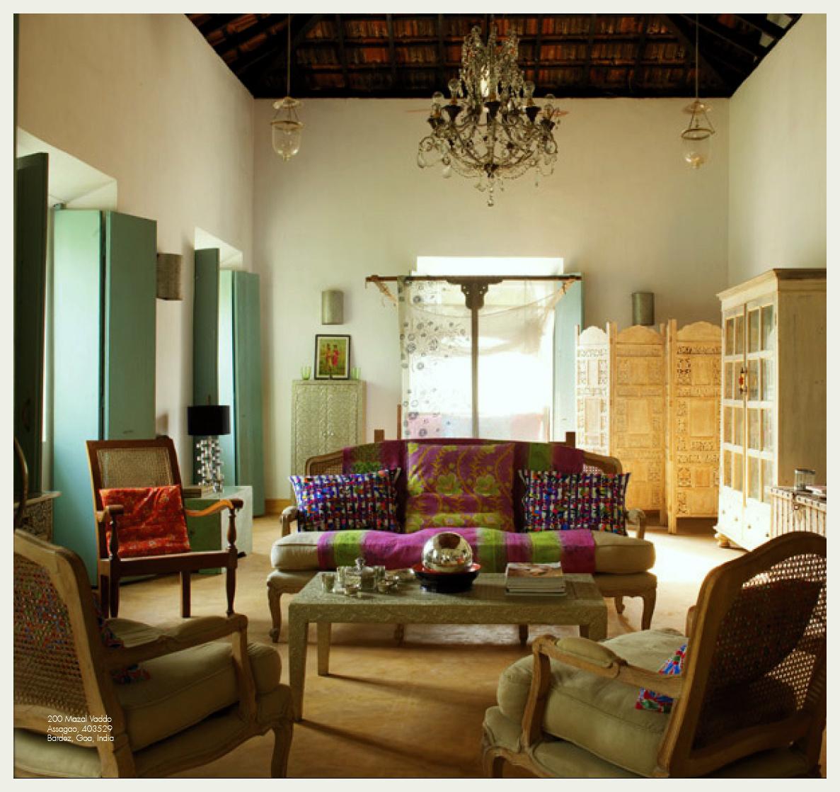 an indian summer aao goa chalen. Black Bedroom Furniture Sets. Home Design Ideas