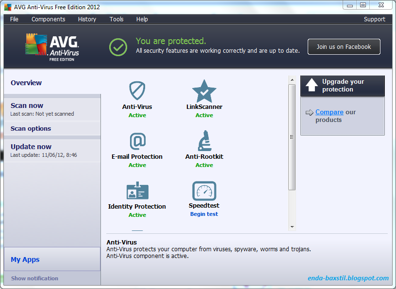 Download Avg 7 Update Offline Installer
