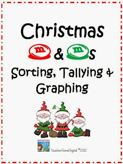 http://www.teacherspayteachers.com/Product/Christmas-MM-Sorting-Tallying-Graphing-Center-420171