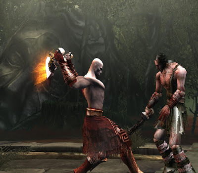 god of war 2 PC Game Play