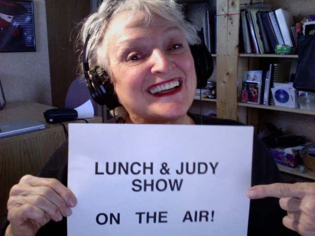 THE LUNCH & JUDY SHOW