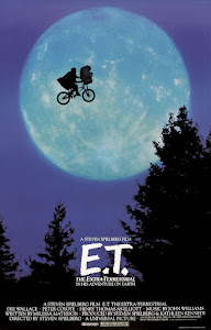 E.T. the Extra-Terrestrial Poster