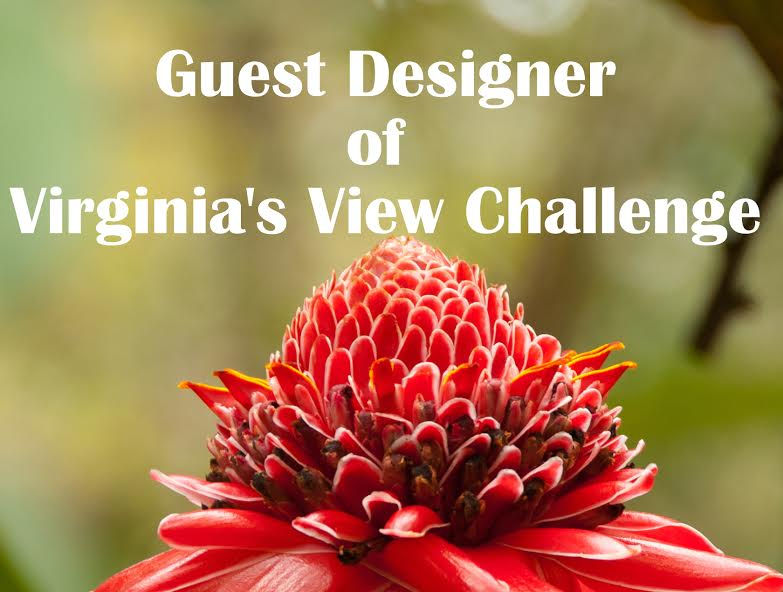 Guest Designer at Virginia's View Challenge