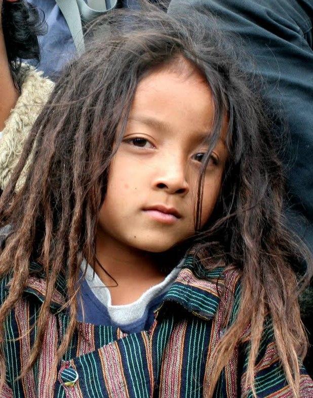 Rambut gimbal anak Dieng dipercayai sebagai titipan <b>penguasa alam gaib</b> dan <b>...</b> - gimbal1