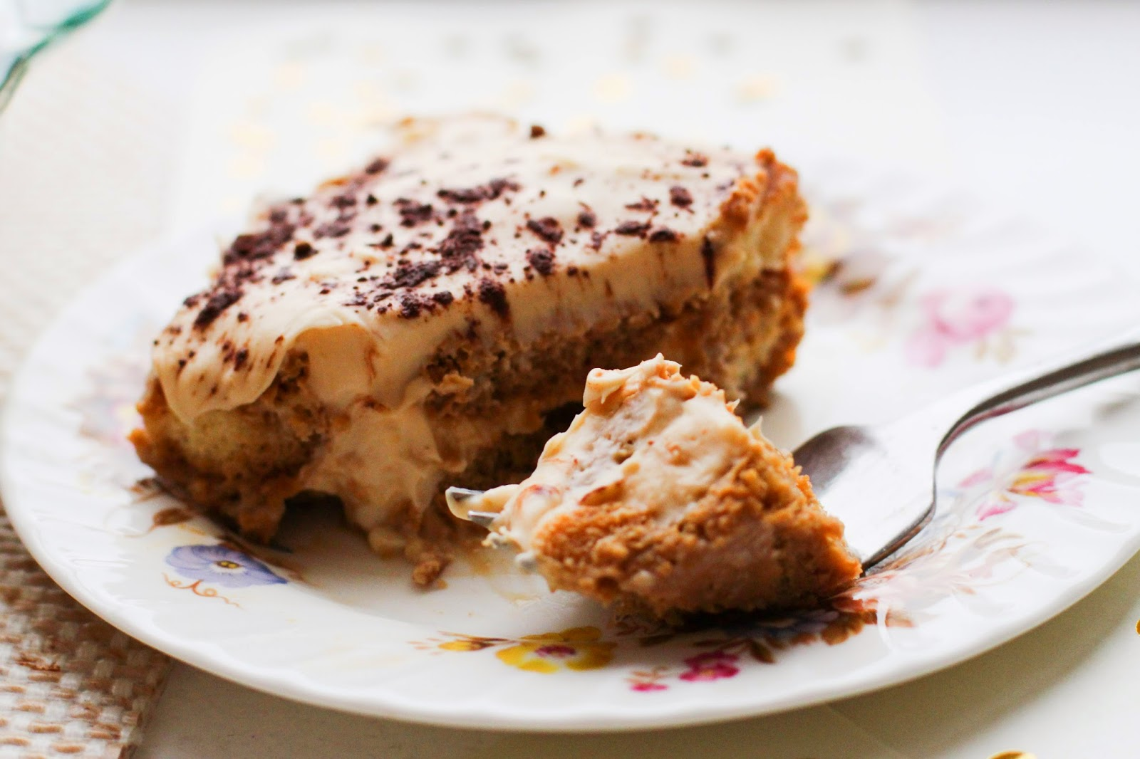 Lake Shore Lady: Irish Cream Tiramisu