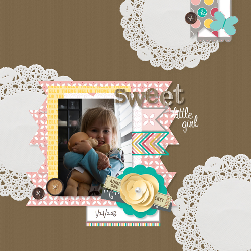 MDS Blog Hop: Hello There Kit