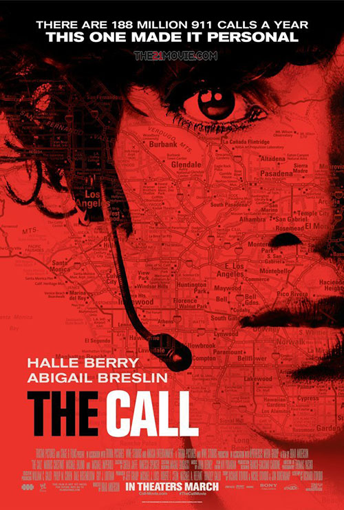 Download Movie: The Call  (2013) BluRay 1080p