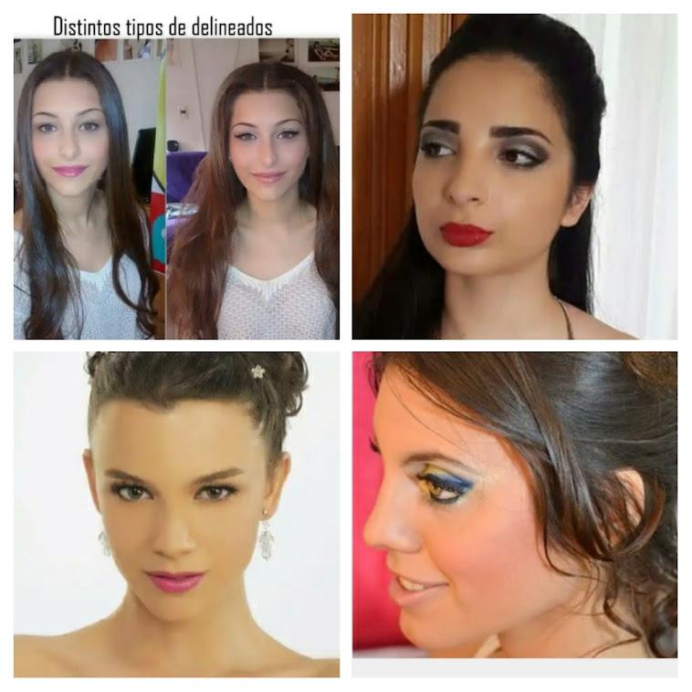 Distintos estilos de Maquillaje